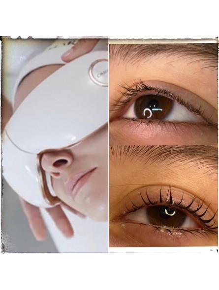 presoterapia ocular y lifting y tinte pestañas Pack