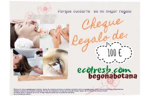 Cheque 100 euros